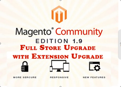 Upgrade Magento store to latest version