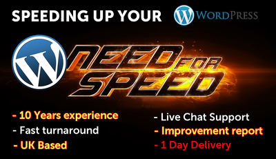 Speed up and supercharge your wordpress site: optimize & performance tune