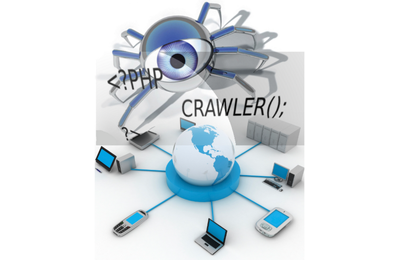 Create php web crawler, scraper, parser script for you