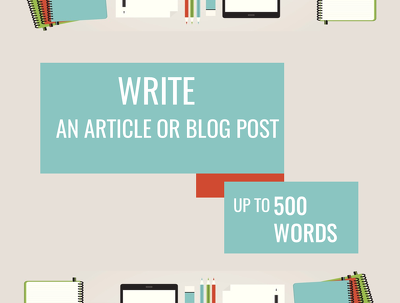Write a 500 word article or blog post on any topic in Spanish or English