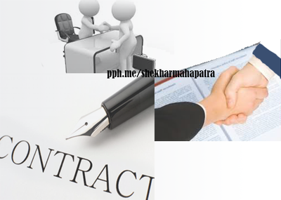 Draft Legally binding Contract or customise Contract