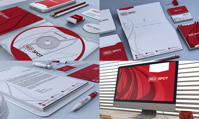 Design  a creative and high quality stationary to boost your business