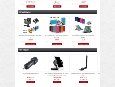 Create & design BigCommerce store  with Custom Design