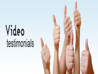 Create professional video testimonials for your business men,women,accents