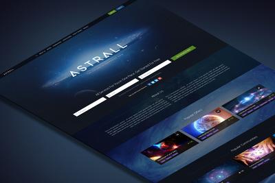 UX\UI Web Design & Develop Responsive Landing Page