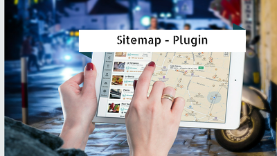 Install sitemap plugin for WordPress