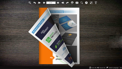 Create a Superb Filp Book from your PDF, Images or word doc