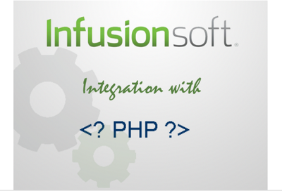 Integrate Infusionsoft API in to your php application