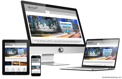 Design & Develop a Corporate Website