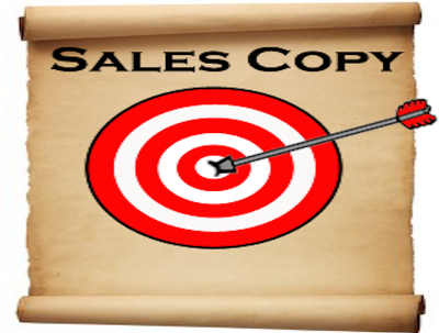 Write SALES copy that sells