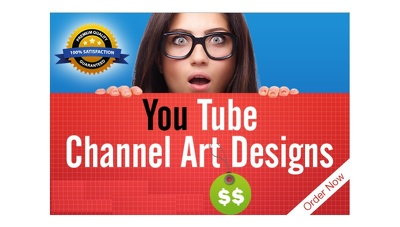 create the best Youtube channel Art for your channel