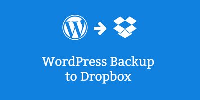 Setup Automatic Backup for your WordPress Website