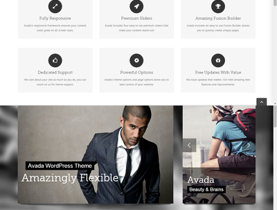 Develop 5 pages responsive Wordpress website + premium theme