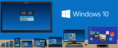 Create Windows 10 application up to 5 pages.