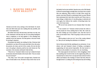 Format and Layout your Book in Indesign