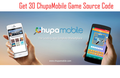Get 20 chupamobile games source codes