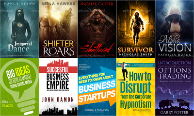 Design An Exclusive Premium Book Cover or eBook Cover or Kindle Cover With Bonus