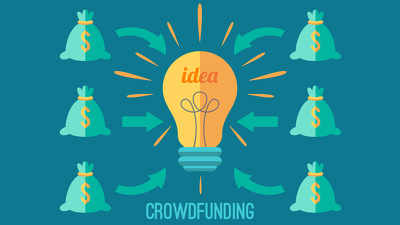 Crowd funding (Kickstarter, Indiegogo, Gofundme) campaign promotion on Social Media
