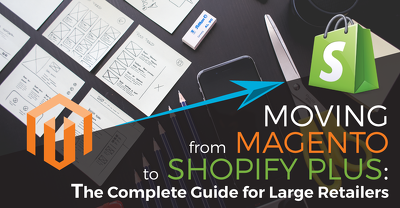 Migrate your ecommerce store to shopify from Magento, Woocommerce, Joomla etc.