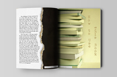 modern & Professional Book Interior Layout Design + Book Cover