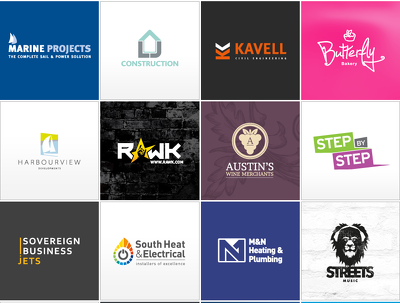 Design 3 logos in 15 hours + free fevicon+source files including all required formats