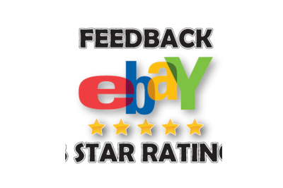 Add 10 unique eBay Feedback from different to improve SEO