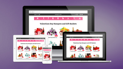 Design and develop an eCommerce website