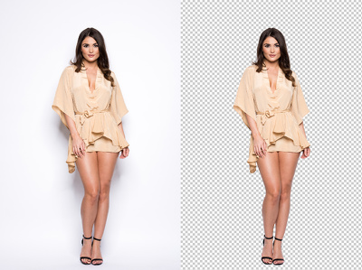 Background remove by Clipping Path 50 images