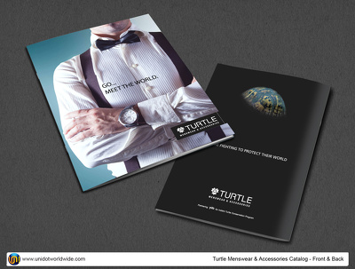 design your product catalogue