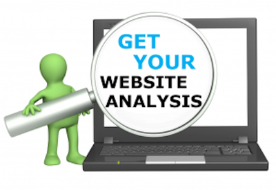 Do deep website analysis