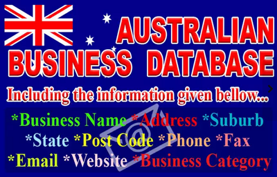 Deliver Australian Business Database