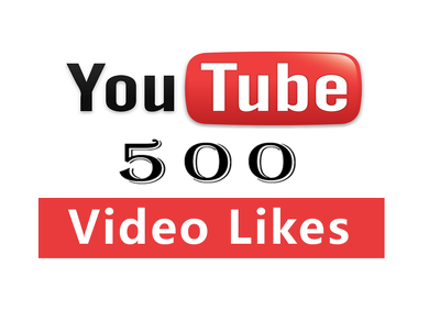 Provide 500+ YouTube Likes In 48 Hours