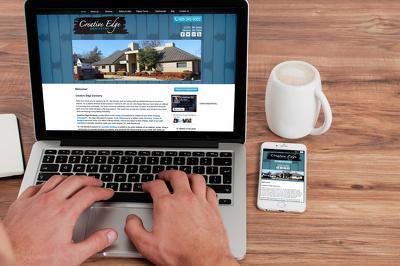 Design websites for Dentists