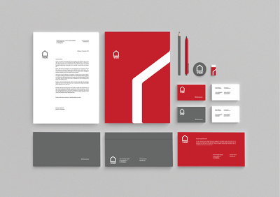 Design your Logo Identity + Business Stationery + Website Favicon
