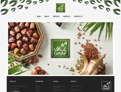 Make creative responsive website landing page design for you