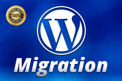 Migrate / Transfer / Move a WordPress site to a new server or domain