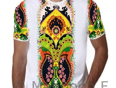 Create an eye catching t-shirt design for your company or personal use