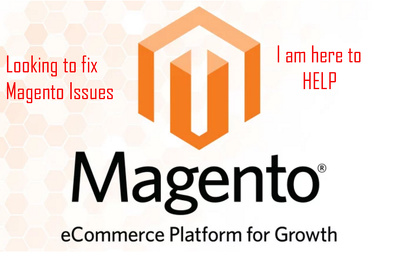 Fix 1 Magento Issue