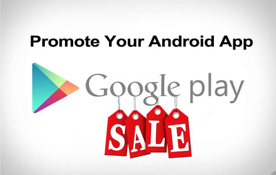 Promote your Android App in 7 real Installs