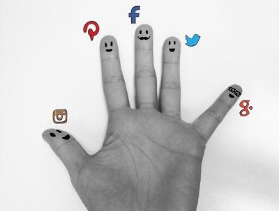 Set up two Social Media platforms