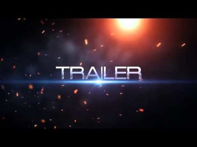 Create a professional Cinematic trailer style video