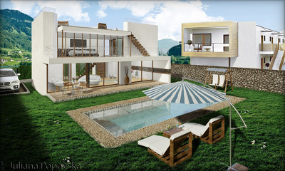 Design your exterior in 3D