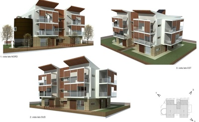 Provide architectural detailing and 3d views