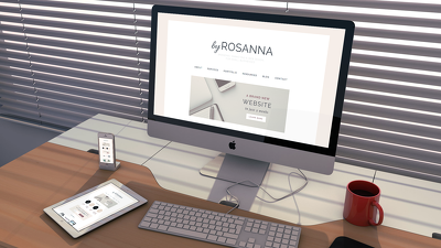 Create a beautiful, responsive Squarespace website in 5 days