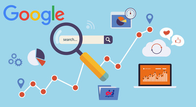 Rank your website higher in Google with advanced white hat SEO package