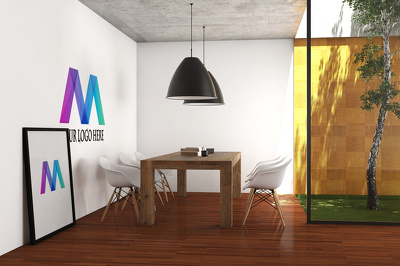 Design 9 absolutely stunning office mockups