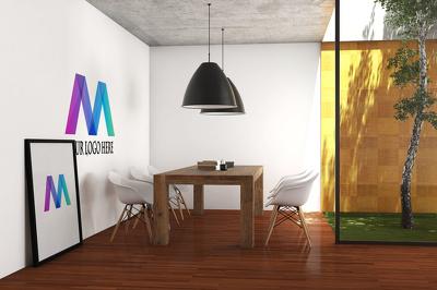 design 9 absolutely stunning office mockups
