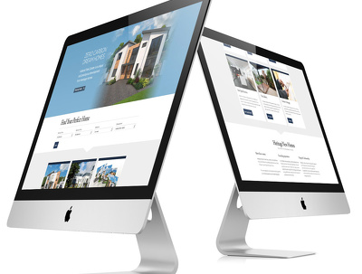 Parallax One Page Website