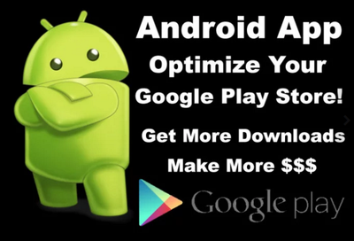 Help you optimize your Google Play Store