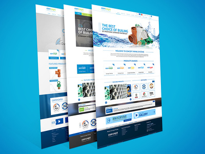 Convert PSD to Responsive HTML upto 10 pages